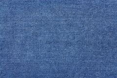 Texture de jeans Fond de tissu de denim Photographie stock