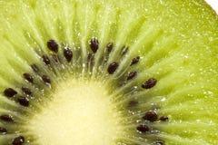 Texture de kiwi Photographie stock libre de droits