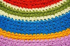 Texture de Knit Photographie stock