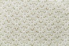 Texture de Knit Photo libre de droits