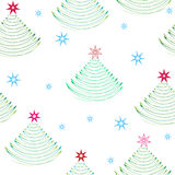 Texture de l'arbre de Noël background.seamless Photo stock