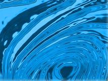 Texture de l'eau Image libre de droits