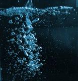 Texture de l'eau Images stock