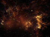 Texture de l'espace Photographie stock