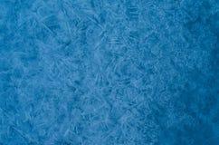 Texture de la glace Photos stock