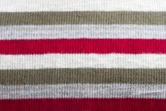 Texture de laine Images libres de droits