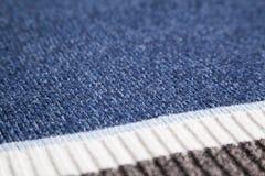 Texture de laine Photographie stock