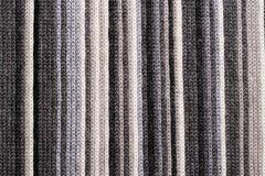 Texture de laine de tricotage rayée pour le fond Photo libre de droits