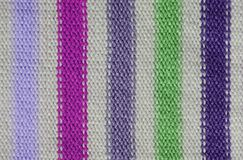 Texture de laine de Knit Photos libres de droits