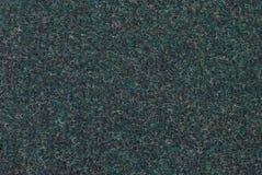 Texture de laine verte Photo libre de droits
