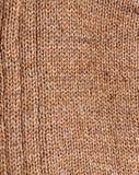 Texture de laines de Brown Photo stock