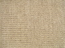 Texture de laines de Brown Image stock