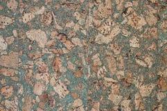 Texture de liège Image libre de droits