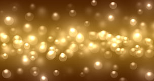 Texture de lumière de Bokeh illustration stock