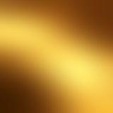 Texture de luxe d'or avec une certaine réflexion Image libre de droits