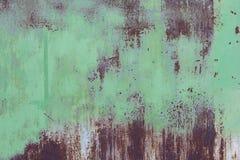 Texture de métal rouillé images libres de droits