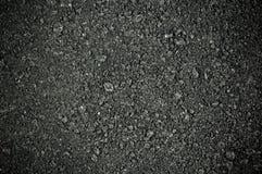 Texture de macadam de goudron d'asphalte Photos stock
