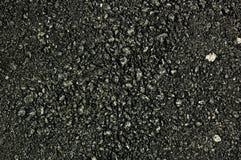 Texture de macadam de goudron d'asphalte Images libres de droits