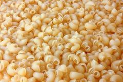 Texture de macaronis Photos libres de droits