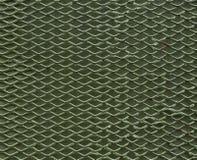 Texture de maille en métal Photographie stock
