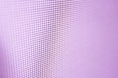 Texture de maille en métal (DOF peu profond) Images stock
