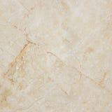 Texture de marbre beige de mur en pierre Photographie stock