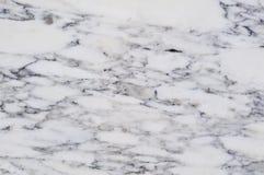 Texture de marbre blanche Photographie stock libre de droits