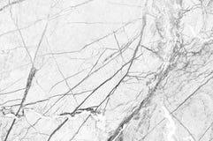 Texture de marbre blanche Photo libre de droits