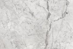Texture de marbre blanche Photos stock