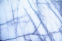 Texture de marbre blanche avec le modèle naturel pour l'oeuvre d'art de fond ou de conception Photographie stock