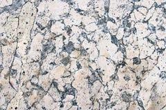 Texture de marbre blanche détaillée de dalle photos libres de droits