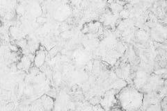 Texture de marbre blanche et grise Photographie stock