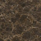 Texture de marbre foncée naturelle d'Emperador Conception, décorative image stock