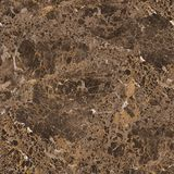 Texture de marbre foncée naturelle d'Emperador Conception, décorative images libres de droits