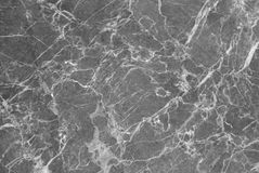 Texture de marbre grise avec les veines grises subtiles Images stock