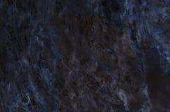 Texture de marbre de noir foncé avec le modèle naturel photos libres de droits