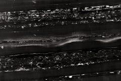 Texture de marbre noire et blanche de modèle pour la conception intérieure Photographie stock libre de droits