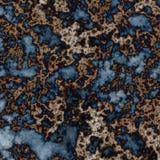 Texture de Marbre-Sépia Image libre de droits