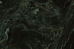 Texture de marbre de Suminagashi peinte à la main avec Photos libres de droits