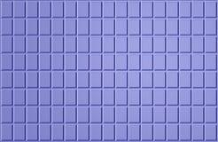Texture de mosaïque carrée bleue illustration libre de droits