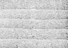 Texture de mousse de polyéthylène De haute résolution Photographie stock libre de droits