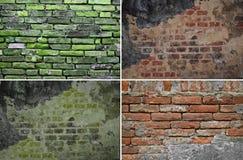 texture de mur de briques illustration libre de droits