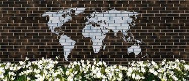 Texture de mur de briques de pierre illustration libre de droits