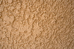 Texture de mur crémeuse Photo libre de droits