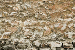 Texture de mur d'abandon Image stock