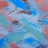 Texture de mur d'art Photos stock
