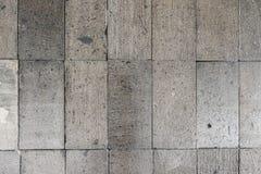 Texture de mur de bloc de béton Photographie stock libre de droits