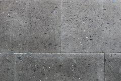 Texture de mur de bloc de béton Images libres de droits