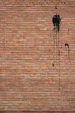 Texture de mur de briques Images libres de droits
