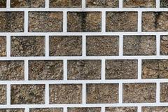 texture de mur de briques Images stock